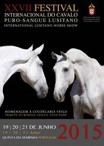 Festival Internacional do Cavalo Lusitano 2015