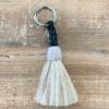 Schlüsselanhänger mit einer Mosquero-Quaste